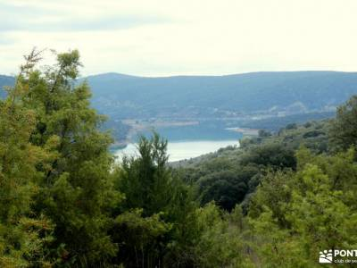Alcarria_Barranco Reato_La Tajera; rutas por madrid senderismo castillo de cuellar selva de irati na